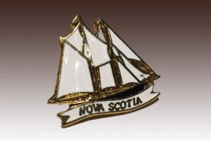 Nova Scotia Custom Lapel Pins
