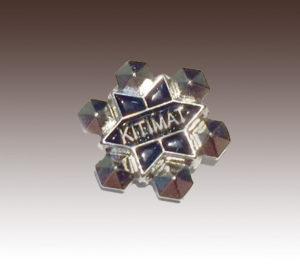 City of Kitimat custom lapel pins