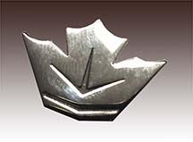 Die Struck Lapel Pin
