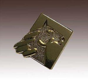 Die Stamped Lapel Pin